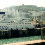 Blick auf Dover