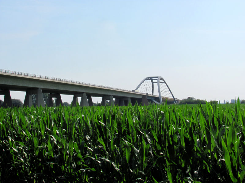 Autobahnbrücke Alsleben