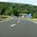 Freie Autobahn Bayern