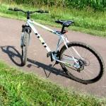 Fahrrad Auto