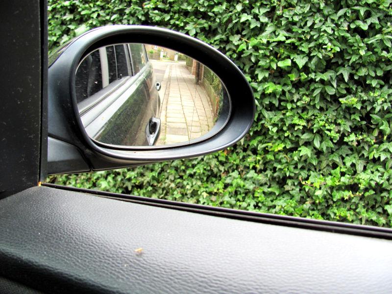 Rechter Spiegel Auto