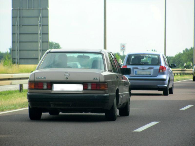 Autos Straße