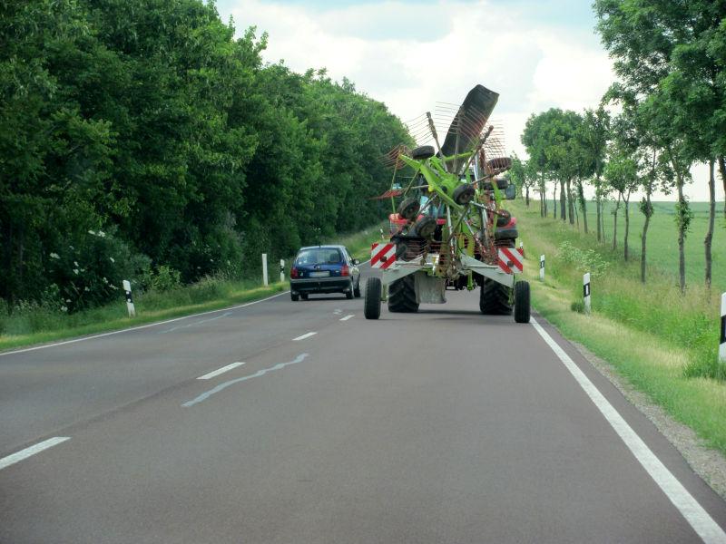Traktoren überholen