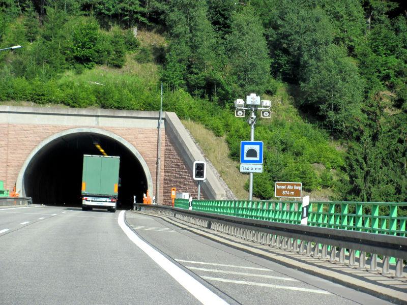 Keine Angst vor langen Tunneln 1