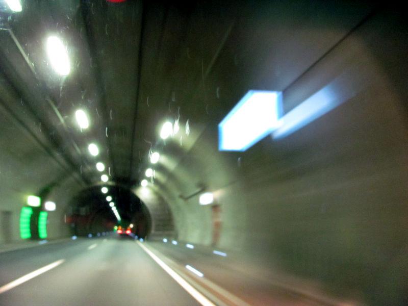 Keine Angst vor langen Tunneln 3