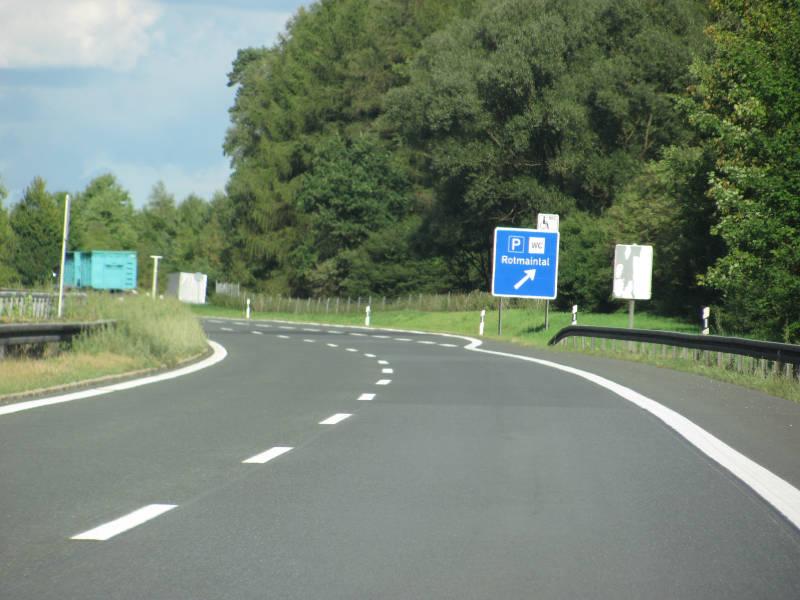 autonomes Fahren Autobahn